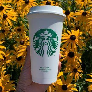 NEW Starbucks Classic Grande Reusable Hot Cup 16oz